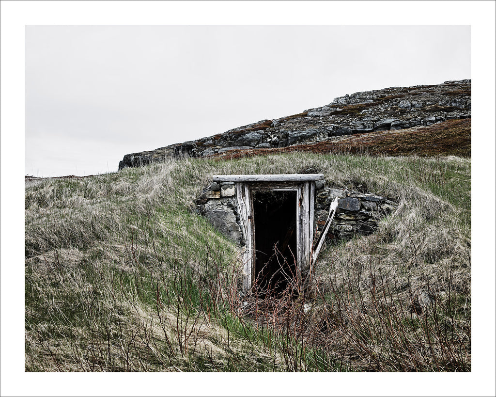 Root Cellar #109, Mayberly Rd, Elliston, Newfoundland, Canada, 2018