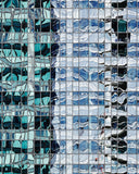 Allegro #7, Tour Allianz One >< Adikts, Esplanade de La Défence, Paris, France, 2019 - Unframed