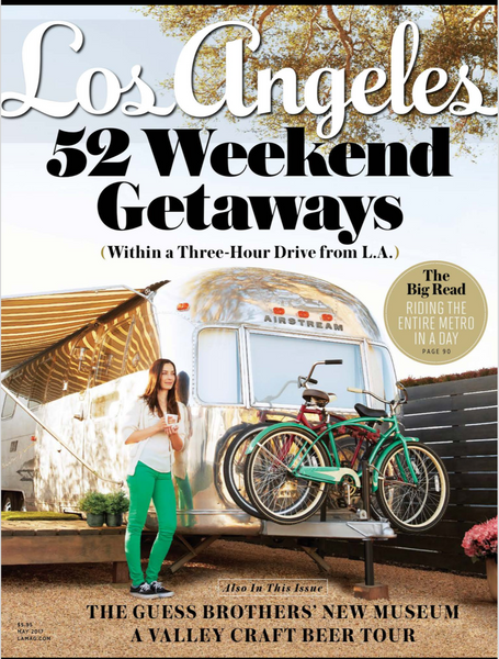 Los Angeles Mag 52 Weekend Getaways