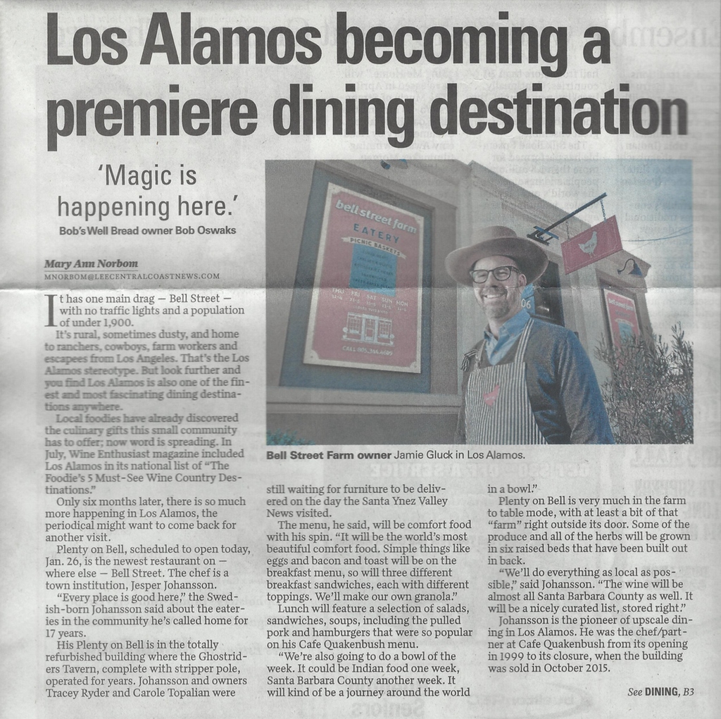 Valley Life Los Alamos becoming a premiere dining destination