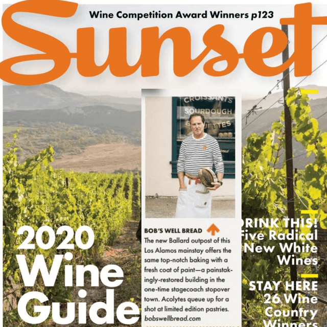 Sunset 2020 Wine Guide - Santa Ynez Valley