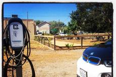 BMW i3, a Tesla or another EV? Free Charge at Bobs Well Bread