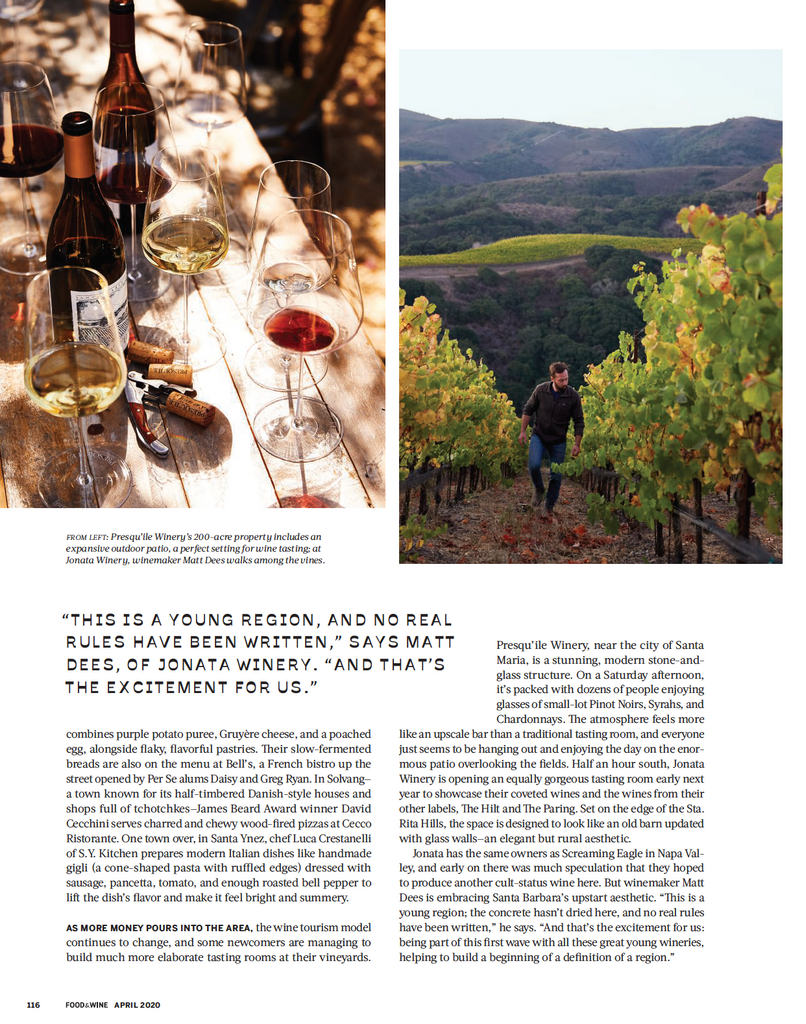 Food & Wine April 2020 - Bobs Well Bread Bakery page 7