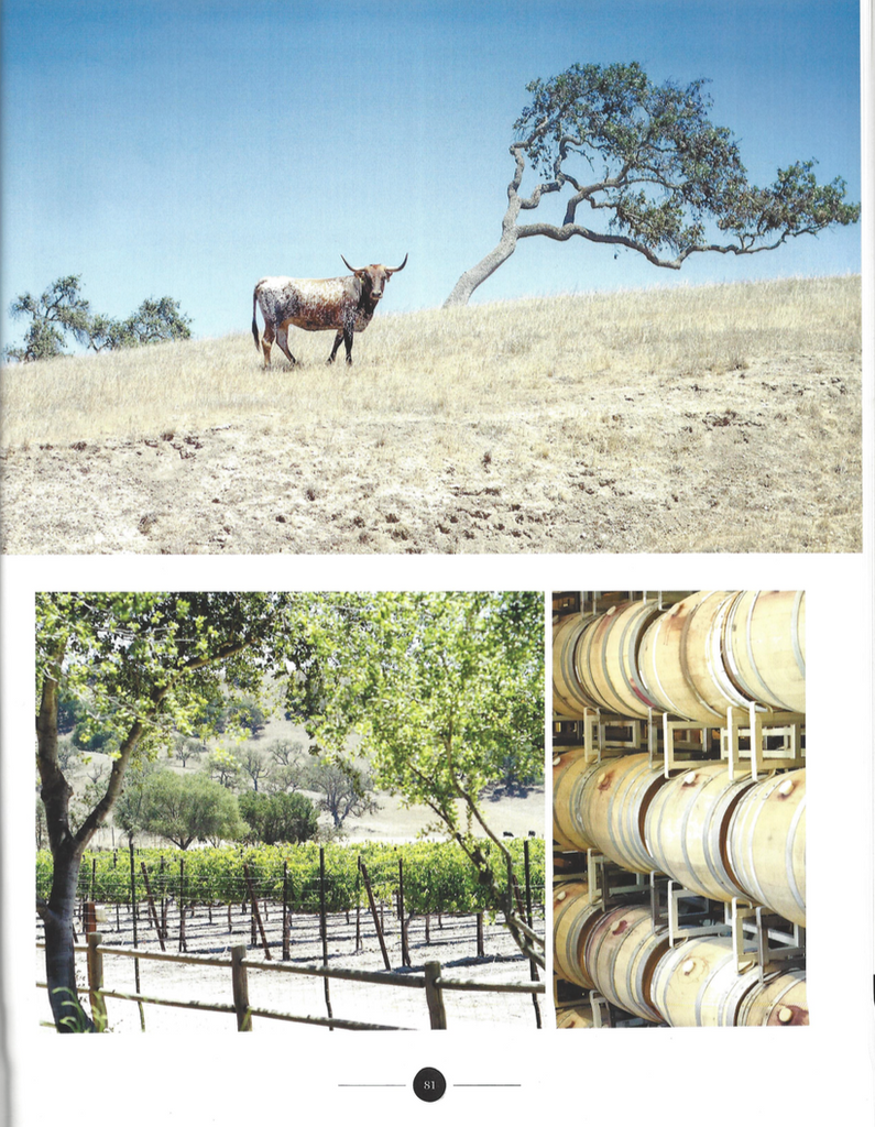 West Hollywood Magazine The Getaway Santa Barbara's Santa Ynez Valley