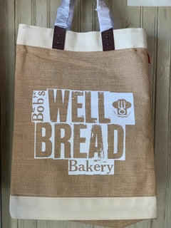 Bob's Well Bread Market Bag