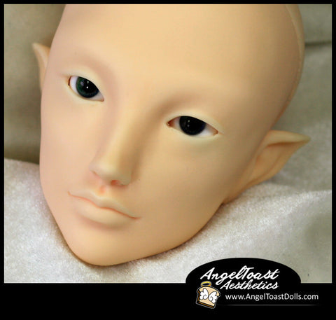 AngelToast Crow elf head - NS, IN STOCK LAST ONE