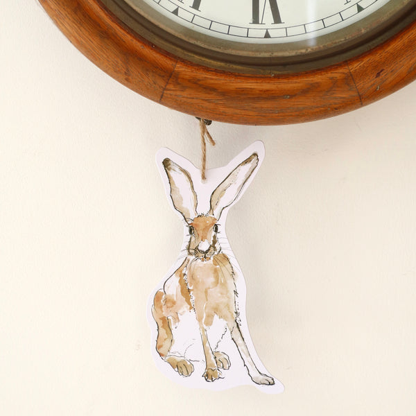 Harry Hare swing card