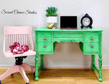Boho Desk & Chair