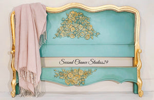 French Princess Full/Queen Bed