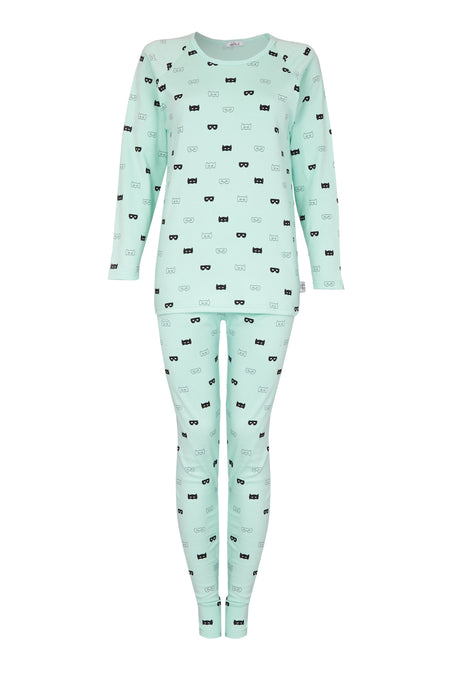 Paisley Blue Pyjamas **50% off**