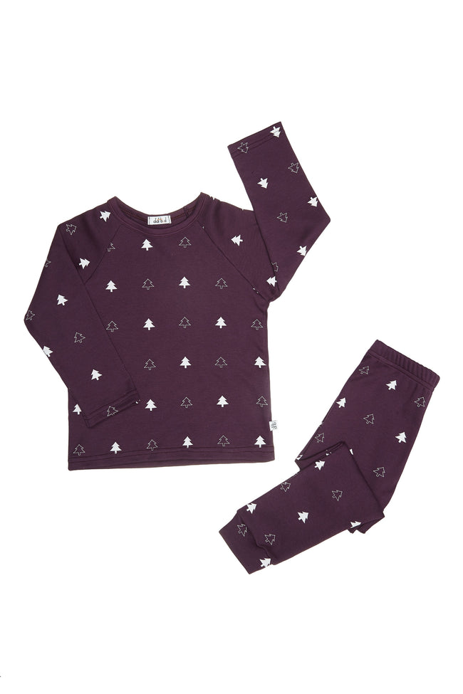 Mulled Winter Trees Children's Pyjamas **30% off**
