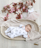 Thicket & Thimble Collaboration - Baby Sleepsuit