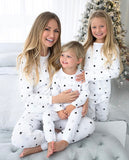 White Winter Trees - Ladies Pyjamas