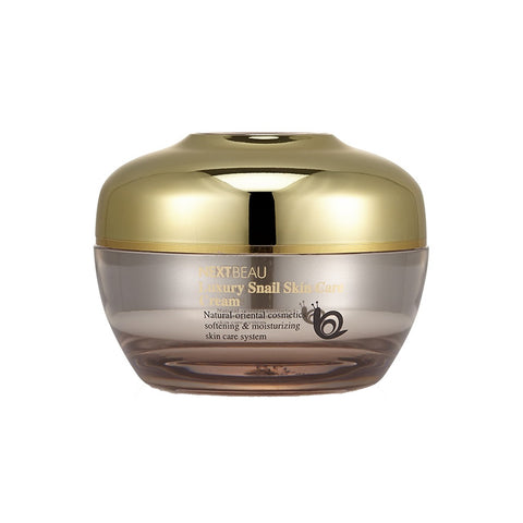 Anti Wrinkle Snail Repair Cream - for skin regeneration, pores, nutrition, moisturizing - 80 ml