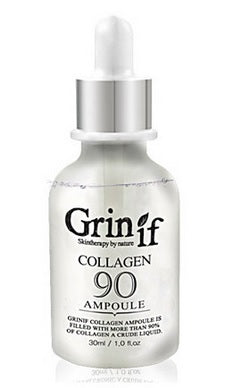 Grinif Collagen Highest Concentration 90% Super Moisturizer Serum Ampoule - 30ml