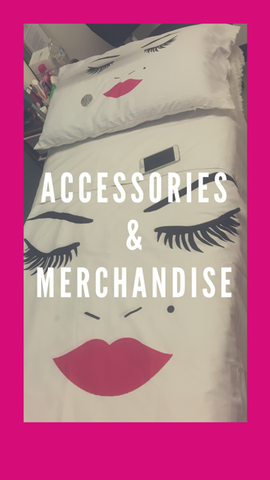 Facial Products, Accessories & Merchandise