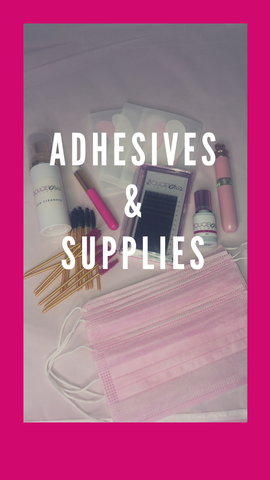 Adhesives & Supplies