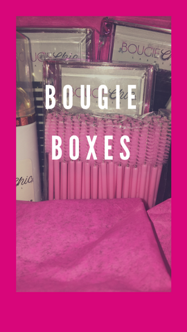 Bougie Boxes