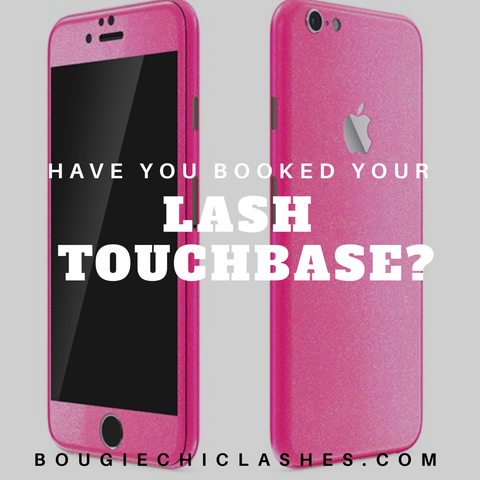 Let's Talk Lash - Lash Touchbase- Coaching Call