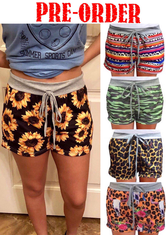 Living the Life Lounge Shorts