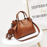 Charlotte Handbags - Brown