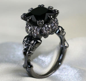 The Obsession With Skull Rings