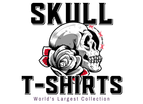 Worlds Largest Collection of Skull and Gothic T-shirts