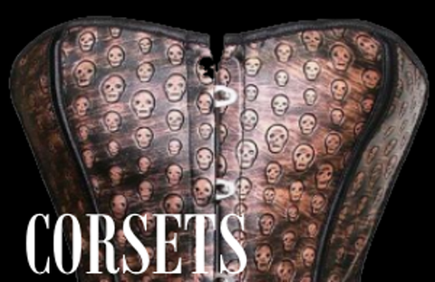 Everything Skull Corsets
