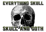 Everything Skull World's Largest Collection of Skull and Gothic Merchandise