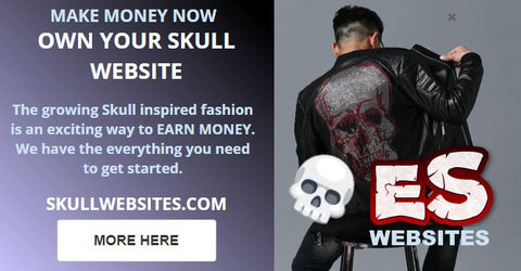 websites by Everything SKULL