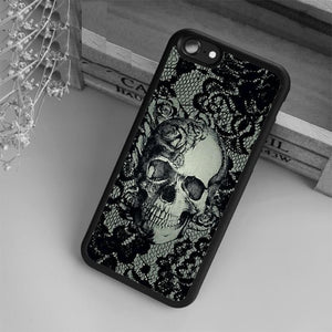 Skull Case For iPhone