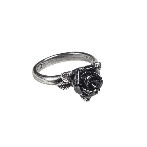 A Dark And Mystical Token Of Love Ring