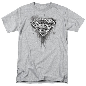 Men's Many Super Skulls T-Shirt