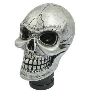 Universal Car Manual Gear Stick Shifter Knob Carved Skull