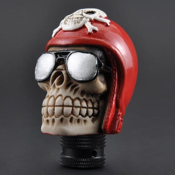 Skull Manual Automatic Gear Shift Knobs