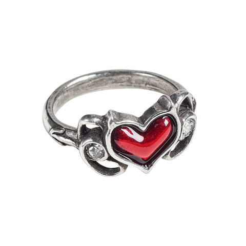 The heart of The Little Devil Ring