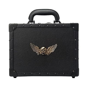 Skull Luxury Hairdressing Portable Suitcase Storage Box - Skull Clothing and Accessories Skull only Merchandise