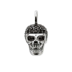 Pendant Skull Jewelry Sterling Silver Accessories - Skull Clothing and Accessories Skull only Merchandise
