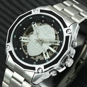 Skull Luxury Automatic Mechanical Watch