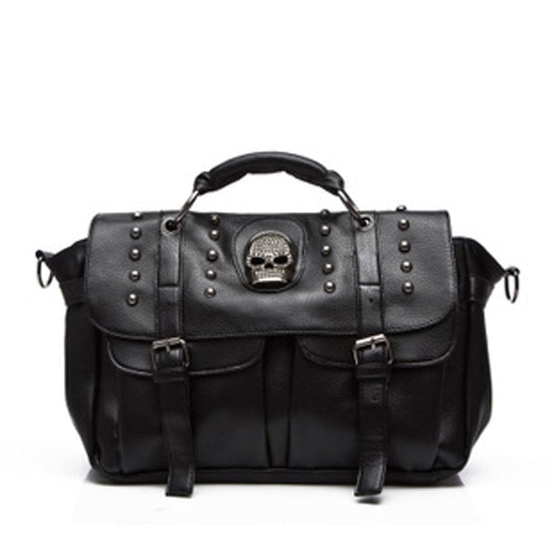 Skull Design Women's Tote 👜 💀 Bag - Skull Clothing and Accessories Skull only Merchandise