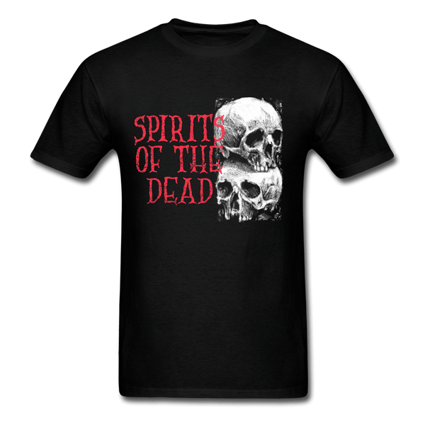 Spirits of the Dead T-Shirt - black