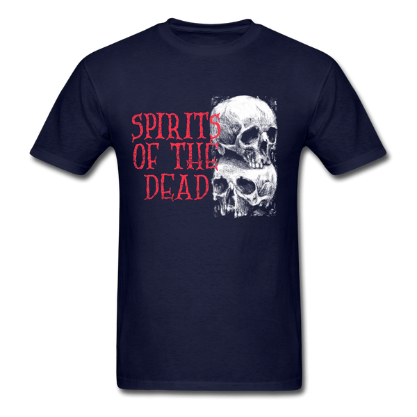 Spirits of the Dead T-Shirt - navy