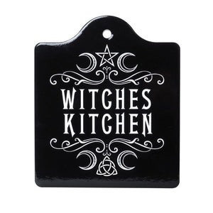 Witches Kitchen Ceramic Trivet For Hot Pot or Dish