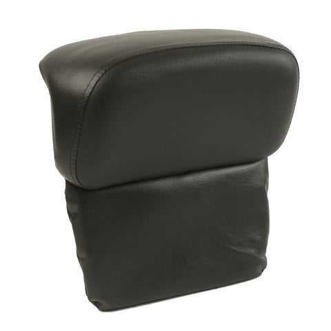 Chopped Low Profile Style Tour Pack Backrest