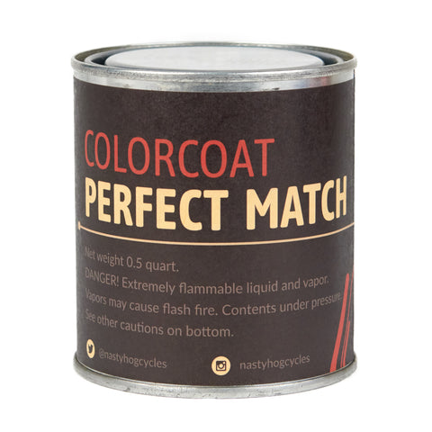 OEM Color-Matched Paint