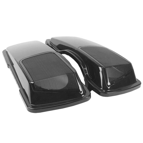 "6x9"" Speaker Lids for Harley Davidson Saddlebags (1993-2013)"