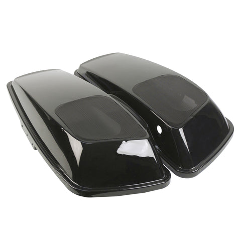 "6x9"" Speaker Lids For Harley Davidson Saddlebags (2014-2021)"