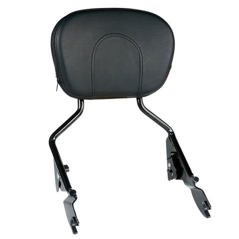 Detachable Sissy Bar Backrest For Harley Touring (2014-2019)