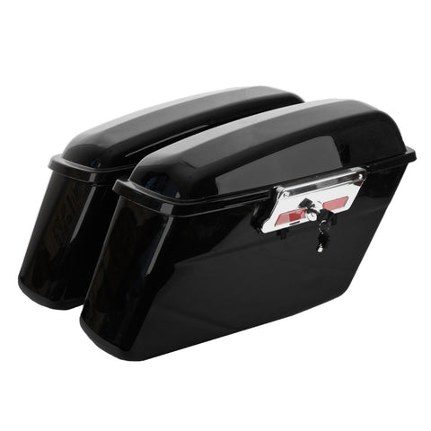 HL Series Top Load Hard Saddlebags