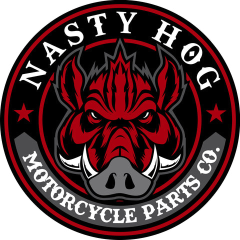 NastyHog Color Stickers - Pack of Two